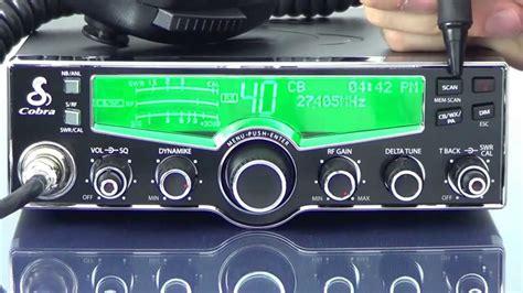 Modification Cb Radio by Cobra 29 Lx Cb Radio