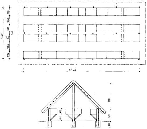 Open Layout Floor Plans by Farm Structures Ch10 Animal Housing Sheep And Goat