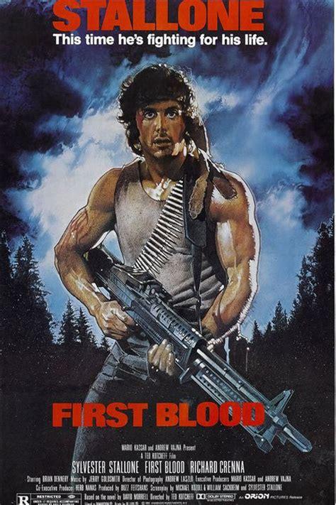 Rambo Film Web | affiche du film rambo affiche 2 sur 3 allocin 233