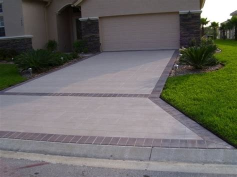 garage driveway design concrete driveway lastiseal concrete stain sealer traditional garage and shed ta