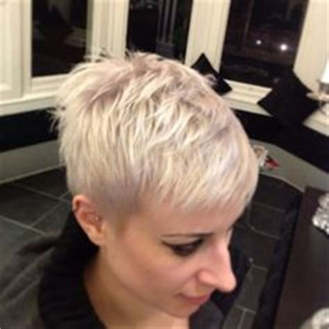 pixie haircut with a clipper nape clipper cut for women s clippered nape clippering