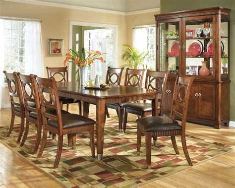 ashley dining room furniture get ready to host thanksgiving dinner with modern dining