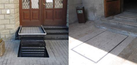 pedane mobili per scale trasloelevatori