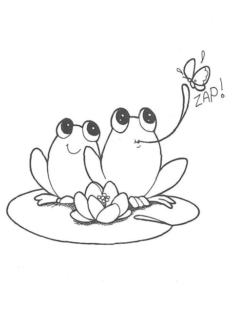 coloring pages with multiple animals 25 best frog coloring pages ideas on pinterest