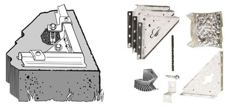Anchor Kit For Metal Shed by Arrow Sheds Accessorize Anchor Kits