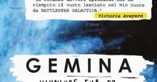libro gemina illuminae files leggere romanticamente e fantasy anteprima gemina di amie kaufman jay kristoff