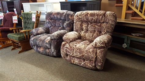 Camo Reclining Sofa by Best Chair Camo Recliners Furniture Store Bangor