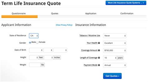 insurance quotes term insurance 10 tips to help you get the best deal