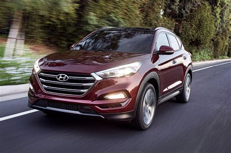 Hyundai Tucson Hyundai Tucson Reviews Research New Used Models Motor