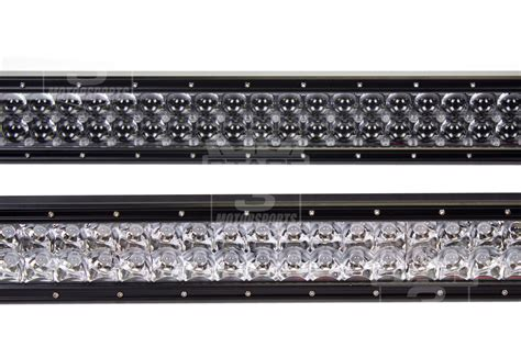 E Series Led Light Bar Rigid Industries 40 Quot E Series Vs 40 Quot E2 Road Led Light Bars