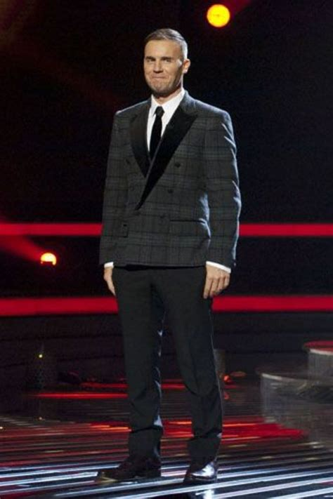 X Factors Rhydian Is Karl Lagerfeld by The X Factor Fashion And Reaction From Week 7
