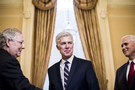 neil gorsuch washington post simply stated neil gorsuch is steadfast and surprising