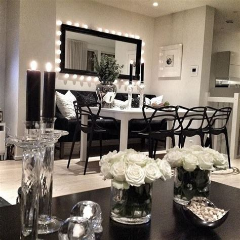 black and white decor 5 luxury condos interior design ideas