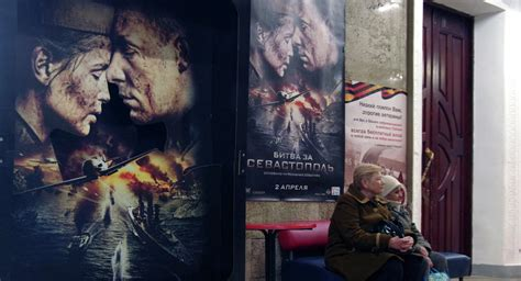 The Box Office In Ukraine by Joint Ukrainian Russian Ww2 Opens 1 At Russian Box