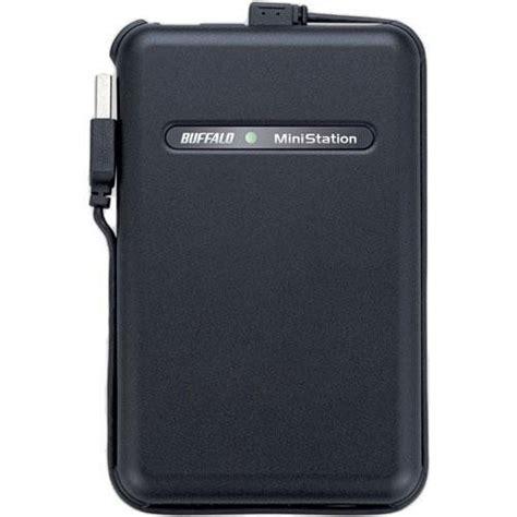 Harddisk Buffalo 500gb Buffalo 500gb Ministation Turbousb Portable Drive