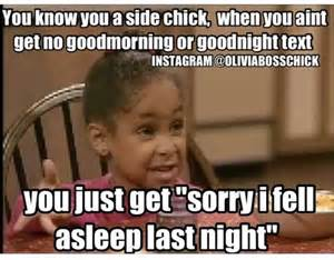 Funny Side Chick Memes - the 25 best side chick humor ideas on pinterest waiting