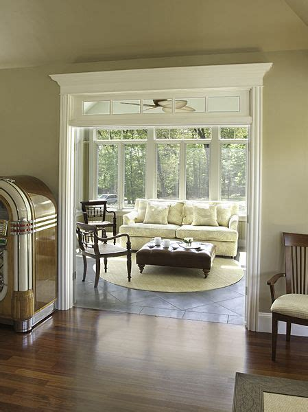 doors from house to sunroom 25 best ideas about door frame molding on