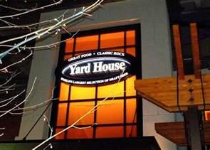 yard house restaurant locations dedham legacy place locations yard house restaurant
