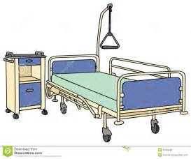 hospital bed clipart clipart suggest