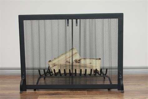 fireplace screen curtain fireplace screen curtain mesh home design ideas