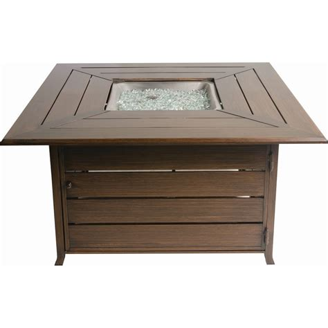 Table Propane by Shop Bond 44 88 In W 50 000 Btu Bronze Aluminum Liquid
