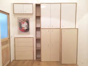 ikea metod cabinets as a length wardrobe ikea hackers