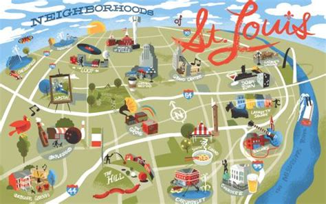 st louis neighborhood map manhattan traditional karate and