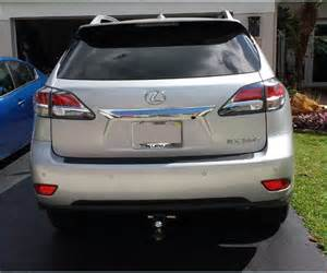 Lexus Rx 350 Towing Package Trailer Hitches Installation For Lexus Rx 350 Hialeah