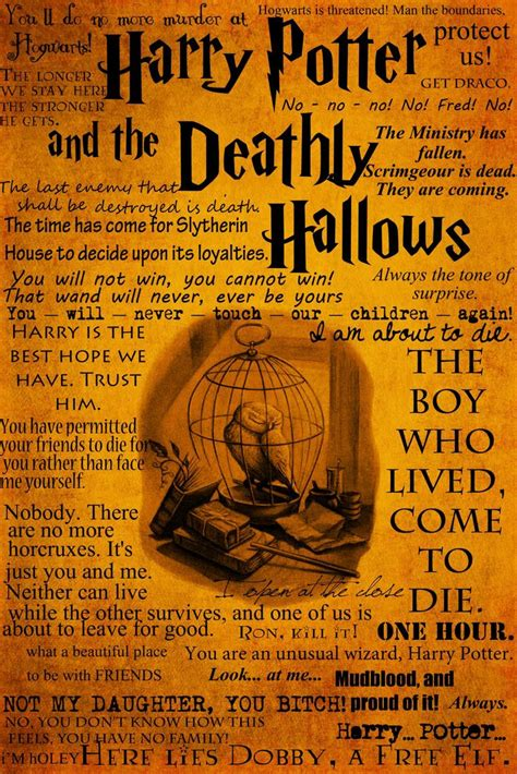 stylish posters with harry potter quotes pictures book