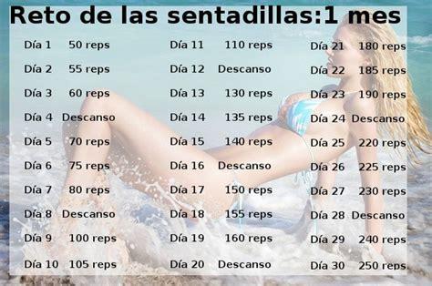 preguntas para hacer en facebook a una mujer 3 retos de ejercicios en 30 d 237 as 161 para hacer en casa