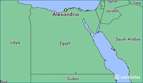 alexandria map where is alexandria alexandria alexandria map