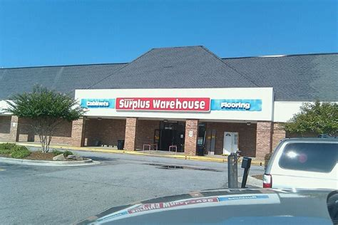 surplus warehouse building supplies 3901 capital blvd