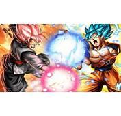 Goku Black Super Saiyan Rose Vs Wallpaper 11943