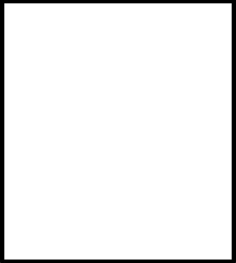 Black Outlined Rectangle by Black Box Outline Png Clipart Best