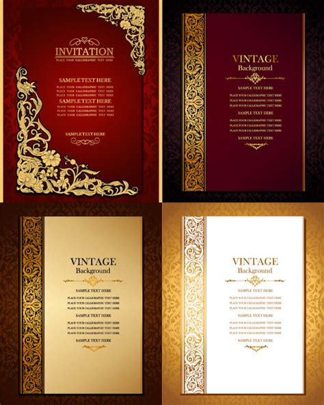 Invitation Letter Vector invitation free vectors images in eps and ai format