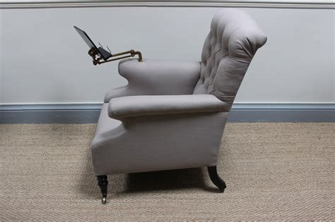 Reading Recliner by 19th Century Library Reading Chair Furniture