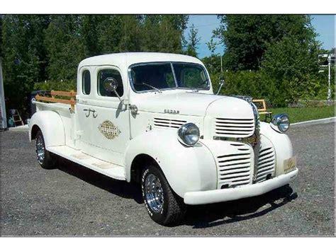 dodge truck car 1947 dodge for sale classiccars com cc 1017565