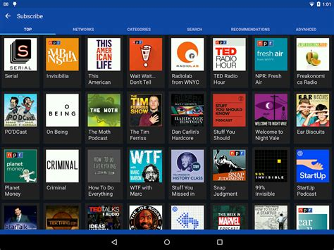 podcasts player for android doggcatcher podcast player android apps on play