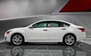 How Much Is A Nissan Altima 2013 2013 Nissan Altima Left Side Photo 4