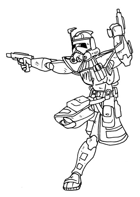arc trooper coloring pages arc trooper echo coloring pages coloring pages