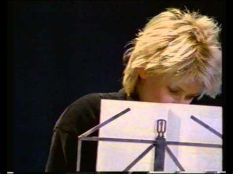 gitte haenning konzerte gitte haenning ausschnitte aus der tournee 1988