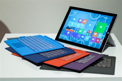 Microsoft Pro 3 microsoft surface pro 3 on third time s almost the