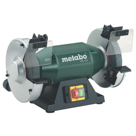 metabo bench grinder metabo ds 200 bench grinder 240v 200mm wheels kelvin