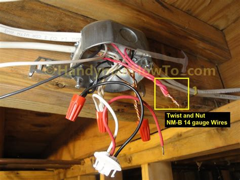 how to install a hardwired smoke alarm junction box