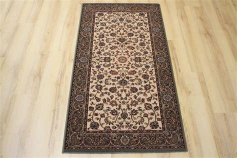 teppich läufer 100 x 300 lano rug farsistan 5604 679 83x160 cm classic 100