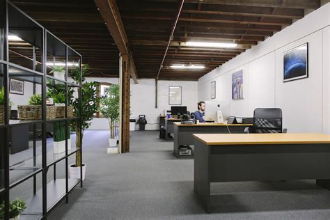 small medium business warehouse and office spaces in north