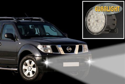 led daytime running lights nissan navara d40 from 2005