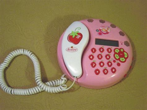 call back number no caller id strawberry shortcake ss210 corded phone with caller id 600238