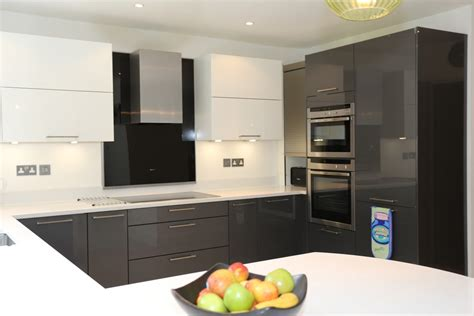 Modern Dark Kitchen Cabinets by July 2013 Design Of The Month Mr And Mrs Hagan