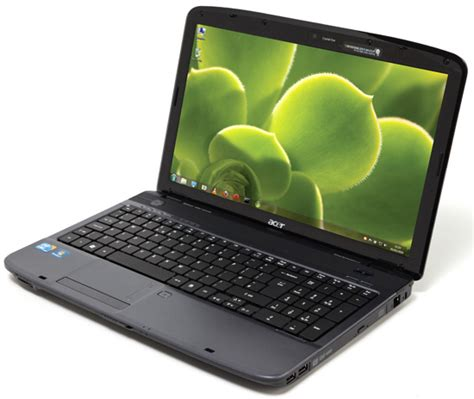 Laptop Acer Intel I3 3 Jutaan acer aspire 5740 intel i3 reviews and ratings techspot